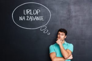 Read more about the article Urlop na żądanie, ale za zgodą pracodawcy