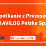 AVILOG Polska Sp. z o.o. – Spotkanie partnerów społecznych