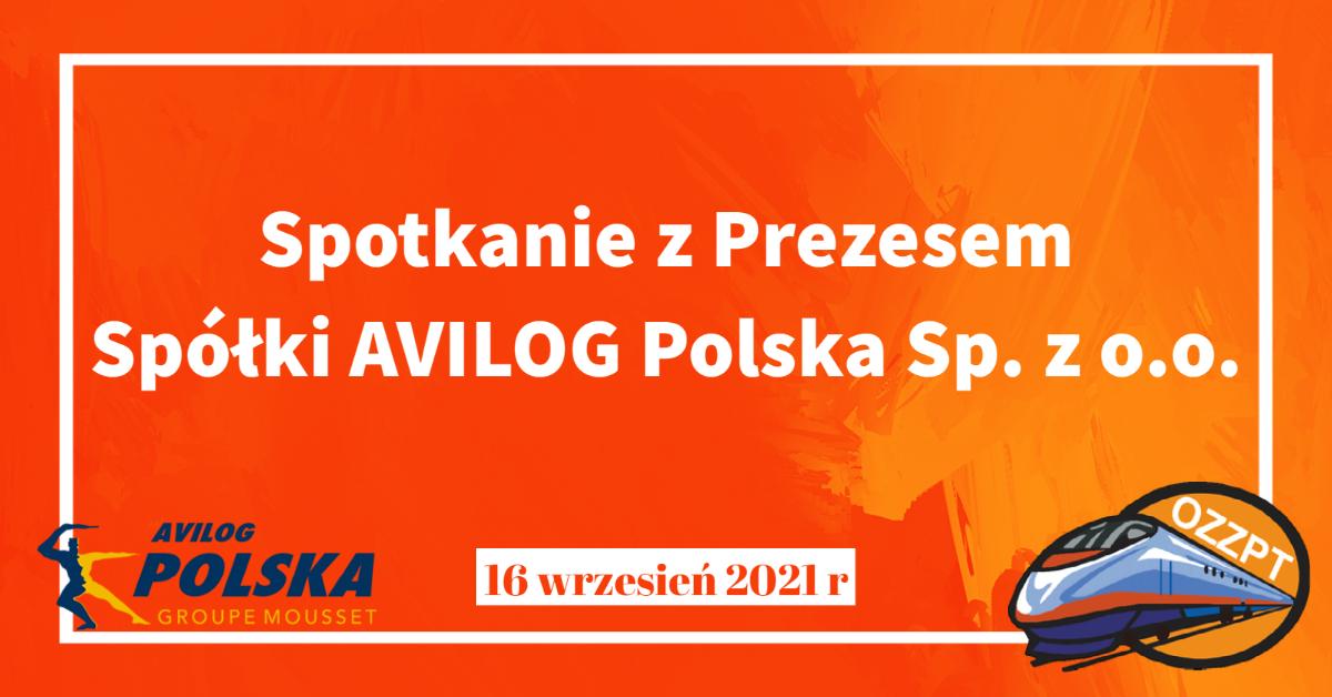 Read more about the article AVILOG Polska Sp. z o.o. – Spotkanie partnerów społecznych